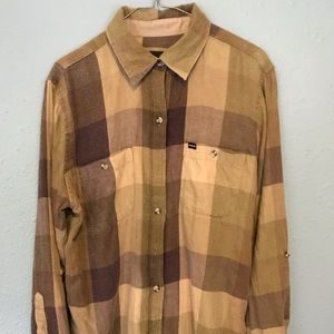 HURLEY Flannel shirt